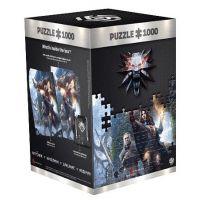 Puzzle Zaklínač - Yennefer - 1000ks (Good Loot)