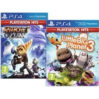 Ratchet & Clank + LittleBigPlanet 3 (PS4)