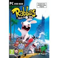 Rayman Raving Rabbids Go Home (PC)