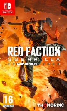 Red Faction Guerrilla - Re-Mars-tered (Switch)