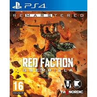 Red Faction Guerrilla - Re-Mars-tered (PS4)