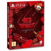 Red Wings: Aces of the Sky Baron Edition (PS4)