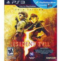 Resident Evil 5 Gold (PlayStation 3)