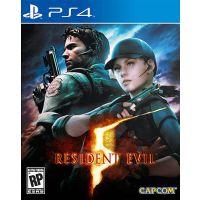 Resident Evil 5 HD (PS4)