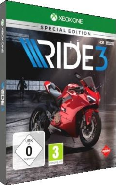 RIDE 3 - Special Edition (Xbox One)