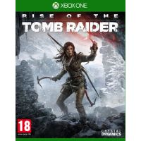 Rise of the Tomb Raider - bazar (Xbox One)