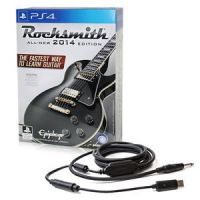 Rocksmith 2014 Edition + kabel (PS4)