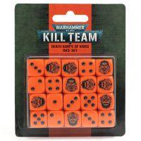 Sada kostek Citadel 12mm - Death Korps of Krieg - 20ks