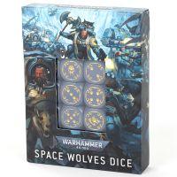 Sada kostek Citadel 12mm - Space wolves - 20ks