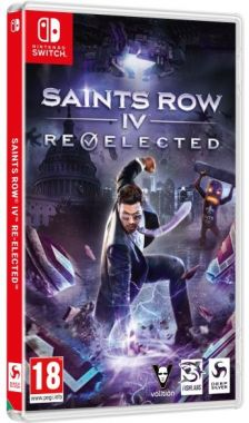 Saints Row IV: Re-Elected (Switch)
