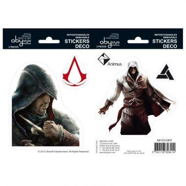 Samolepky Assassins Creed