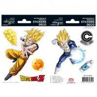 Samolepky Dragon Ball -DBZ/Goku