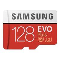 Samsung EVO Plus Micro SDXC 128 GB UHS-I U3 + adaptér (MB-MC128HA/EU)