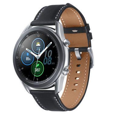 Samsung Galaxy Watch 3 45mm R840 - stříbrná (SM-R840)
