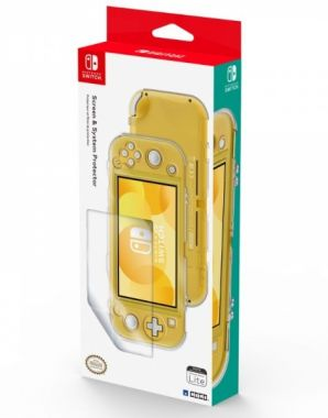 Screen & System Protector pro Nintendo Switch Lite (Switch)