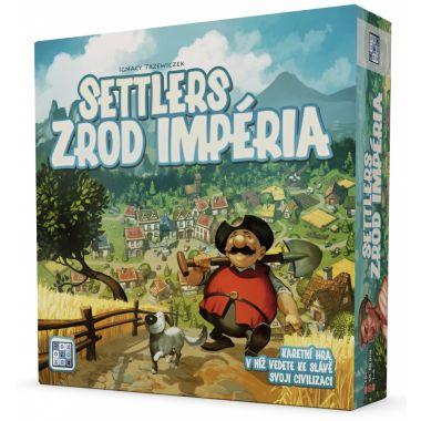 Settlers: Zrod impéria