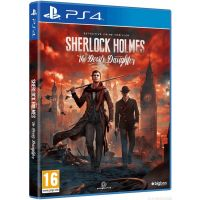Sherlock Holmes: The Devils Daughter (PS4)