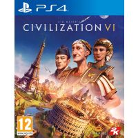 Sid Meiers: Civilization VI (PS4)