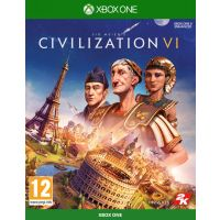 Sid Meiers: Civilization VI (Xbox One)