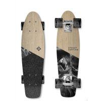Skateboard Street Surfing BEACH BOARD WOOD Dimension