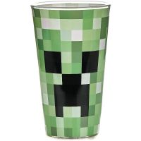 Sklenice Minecraft - Creeper 450ml