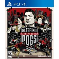 Sleeping Dogs (Definitive Edition) (PS4)
