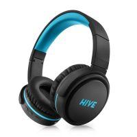 Sluchátka Niceboy HIVE XL černá/tyrkysová (hive-xl)