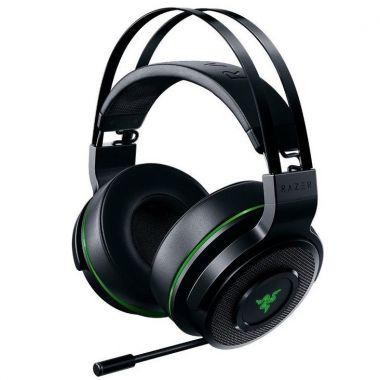 Sluchátka Razer Thresher 7.1 pro Xbox One, černá/zelená (Xbox One)