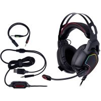 Sluchátka Tracer GameZone Raptor V2, černá (PC)