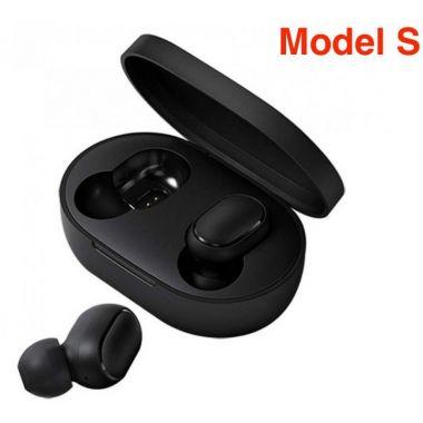 Sluchátka Xiaomi Mi True Wireless Earbuds Basic S (AirDots), černá