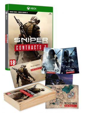 Sniper: Ghost Warrior Contracts 2 Collectors Edition (Xbox One)
