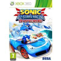 Sonic & All-Stars Racing Transformed (Xbox 360)
