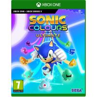 Sonic Colours Ultimate (XONE/XSX)