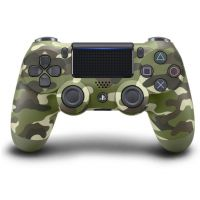 Sony Dualshock 4 Controller V2 Green Camouflage