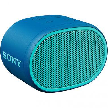 SONY SRS-XB01 bezdrátový reproduktor BT/ NFC, modrý