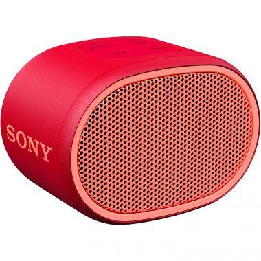 SONY SRS-XB01 bezdrátový reproduktor BT/ NFC, červený