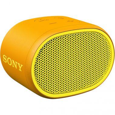 SONY SRS-XB01 bezdrátový reproduktor BT/ NFC, žlutá