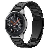 Spigen Kovový řemínek pro Samsung Galaxy Watch 46mm, černý