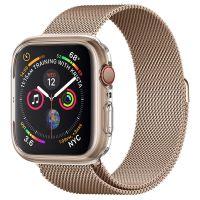 Spigen Liquid Crystal ochranný kryt pro Apple Watch 4/5/6/SE 44mm čirá (062CS24473)