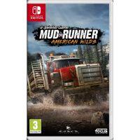 Spintires: MudRunner American Wilds Edition (Switch)