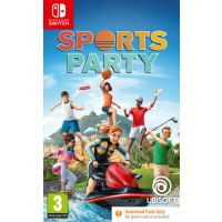Sports Party (code only) (Switch)