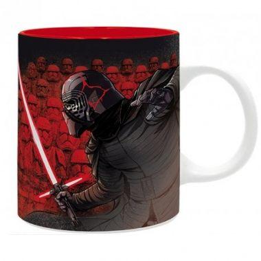 Star Wars hrníček - Vzestup Skywalkera First Order E9