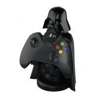 Stojánek na ovladač nebo telefon Darth Vader, Cable Guy  20cm