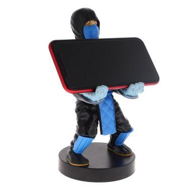 Stojánek na ovladač nebo telefon Mortal Kombat - Sub-Zero