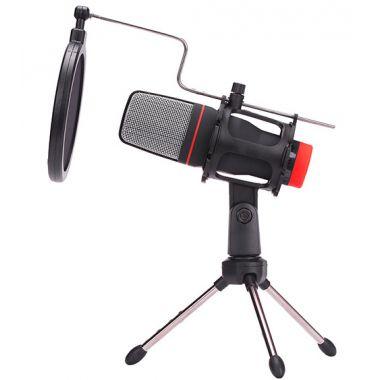 Streamovací mikrofon Marvo MIC-02, černý (PC)