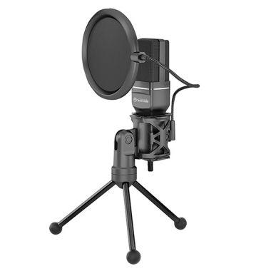 Streamovací mikrofon Marvo MIC-03, černý (PC)