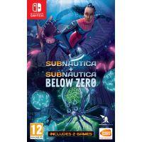 Subnautica + Subnautica Below Zero (Switch)