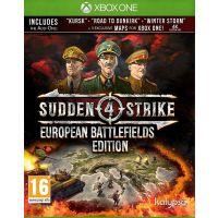 Sudden Strike 4 - European Battlefields Edition (Xbox One)
