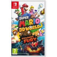 Super Mario 3D World + Bowsers Fury (Switch)