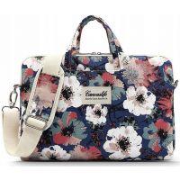 "Canvaslife taška na notebook 13""-14"" Blue Camellia (9109812)"